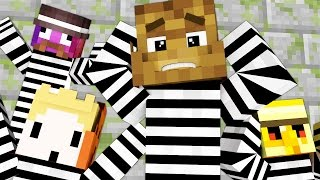 YOUTUBER COPS AND ROBBERS HIDE AND SEEK MOD - Minecraft Mod
