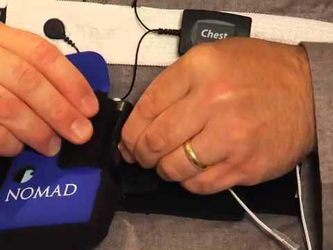 Sleep Apnea - Nomad Home Sleep Testing Video