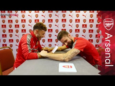 The Ox & Giroud | Rapid Fire