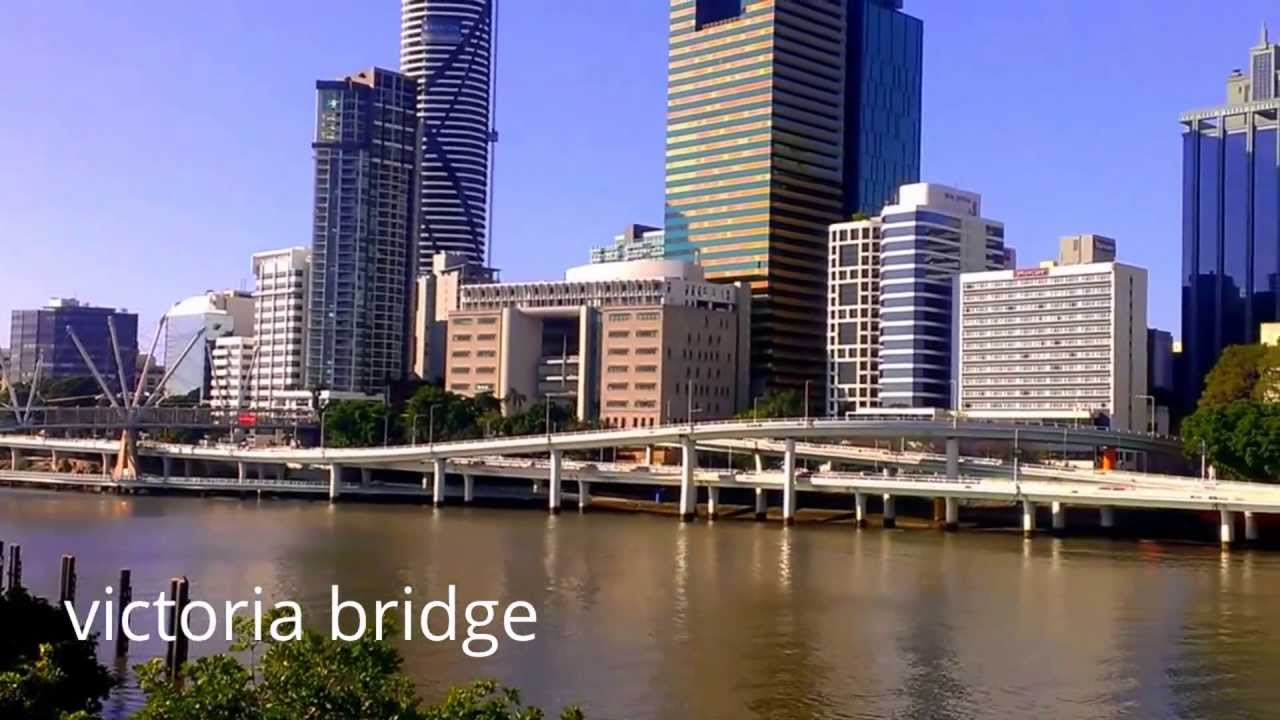 brisbane australia travel guide attractions and highlights1 youtube. Black Bedroom Furniture Sets. Home Design Ideas