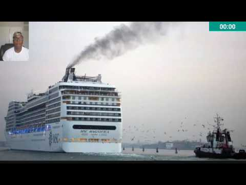 Woman's body found in a suitcase on cruise ship.