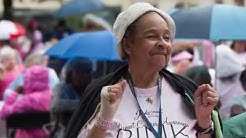 Jacksonville Senior Services presents the Pink Pump Parade