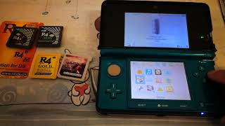5 Flashcarts not blocked on 3DS Ver 11.9.0-42E