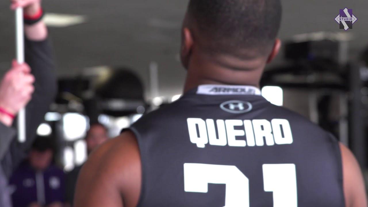 new product e87e6 1e38a Football - Pro Day: Kyle Quiero (3/19/18)