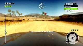 Dirt 2 for Mac Gameplay