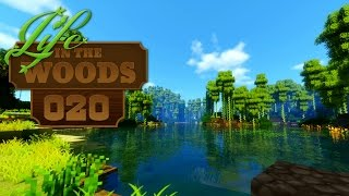 MINECRAFT [020] [Der Garten Eden - oder so ähnlich] [LIFE IN THE WOODS] [Deutsch German] thumbnail