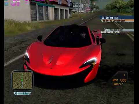 Test Drive Unlimited reincornation. гонка миллионеров. mclaren p1.  обзор. . часть 1