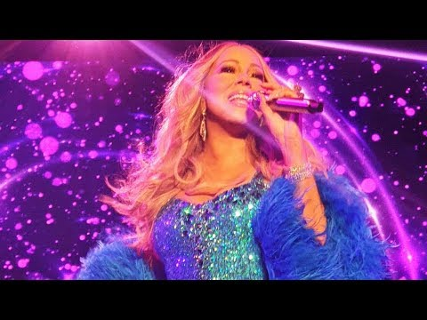 Mariah Carey - EPIC VOCALS In Dublin &39;Highlights&39; Caution Tour 2019