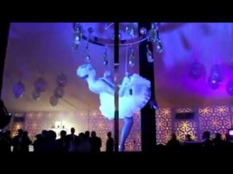 Chandelier Bar Girl - YouTube