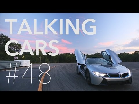Talking Cars with Consumer Reports #48: BMW i8 | Consumer Reports