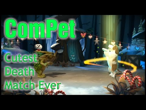 ComPet ep1 First Look at ComPet Game Free Steam Android PC PvP Online Pet Battling and Base Building