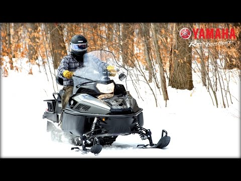 2018 Yamaha Utility Series Snowmobiles