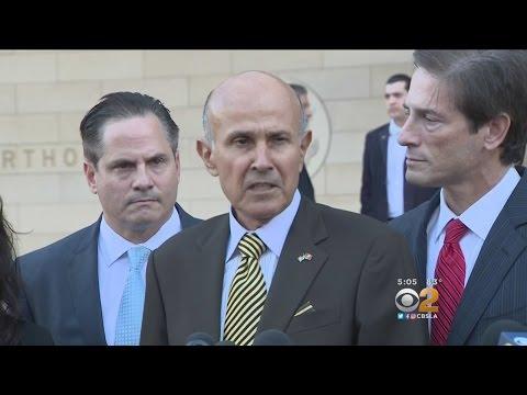 Ex-LA County Sheriff Lee Baca Found Guilty In Jails Probe