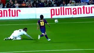Как Месси уничтожал Рамоса на поле 2005-2019