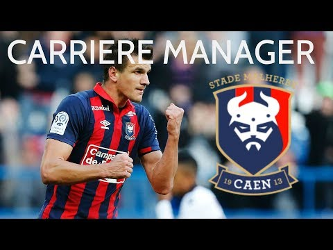 FIFA 18 : CARRIÈRE MANAGER l SM CAEN #1 l MERCATO