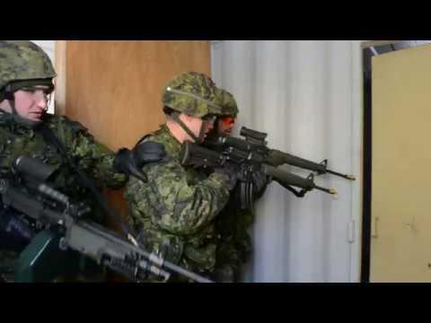 2013 PLQ Infantry / QEL Infanterie 2013