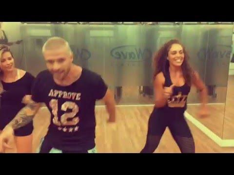Andas En MI Cabeza - Chino & Nacho - Marlon Alves Dance MAs