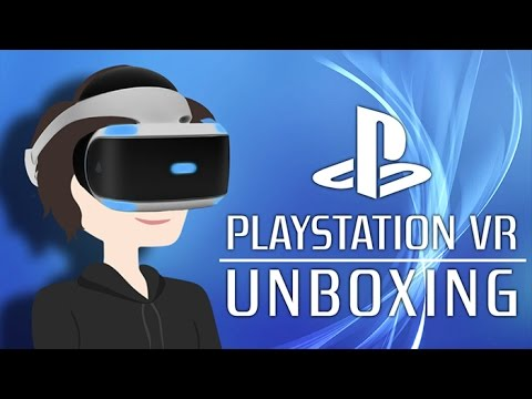 PS4 VR - The Unboxing - Resident Evil 7 HYPE - Mentrix&39;s Gift