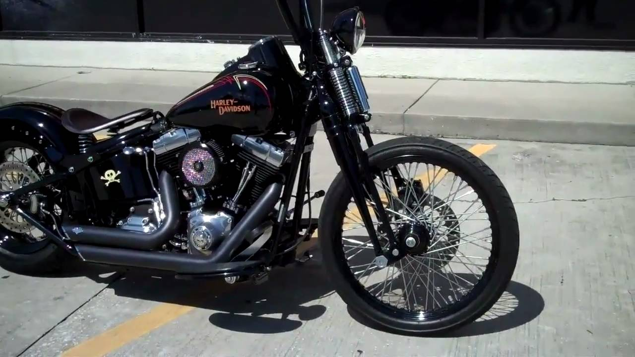 Harley Davidson Crossbones For Sale Los Angeles
