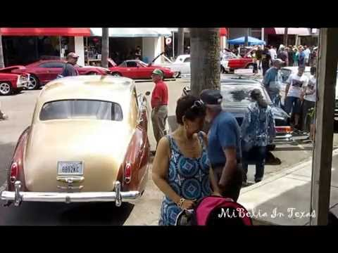 9TH ANNUAL JACKSON STREET CLASSIC CAR SHOW - PART 2 - PEOPLE WATCHING