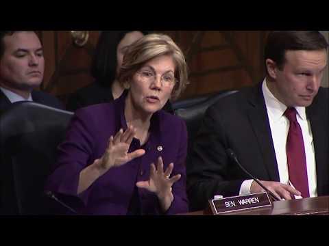 Sen. Warren on the public health emergency in Puerto Rico and the U.S. Virgin Islands