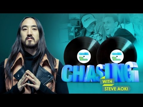 Episode 8: The Music Adventure Continues  CHASING with Steve Aoki