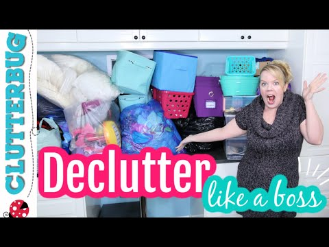 How to Declutter Like a Boss