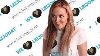 Leijonat.com haastattelussa Linnea Aaltonen