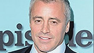 Matt LeBlanc Sings Joey's Friends Songs on The Graham Norton Show