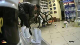 Что если покрасить велосипед жидкой резиной Plasti Dip(http://pldip.ru/, 2016-06-08T21:42:11.000Z)