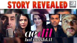 Ae Dil Hai Mushkil Teaser 2 Dialogues Reveal Its Story?  Lehrentv