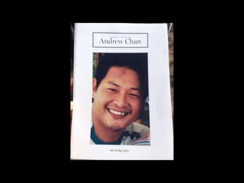 Powerful Testimony of Andrew Chang (1 of the Bali 9 who was executed on a cross)