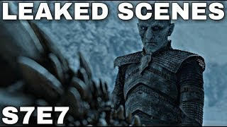 Season 7 Episode 7 Leaked Scenes! - Game of Thrones Season 7 Episode 7