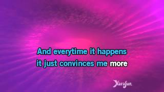 Karaoke When You're In Love With A Beautiful Woman Dr Hook & The Medicine Show