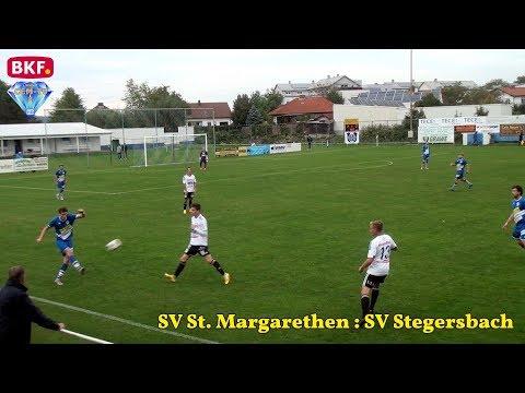 22. 9. 2018 - SV St. Margarethen : SV Stegersbach - CCM-TV.at / BKF