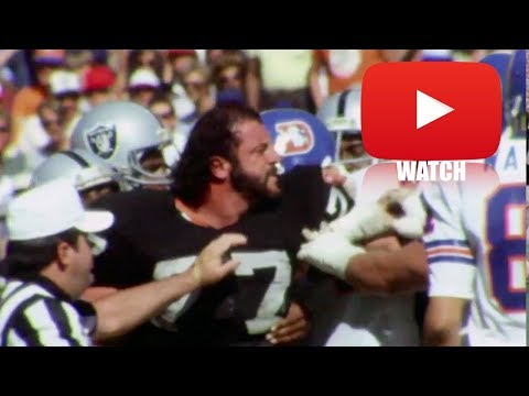 Clint August - The Most Feared Player in NFL History? Highlights