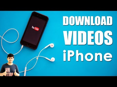 How to Download Videos in iPhone? Save to Camera Roll!