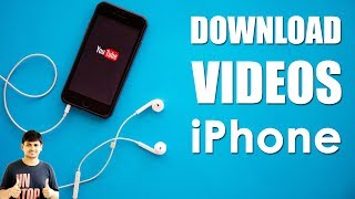 Gambar cover How to Download Videos in iPhone? Save to Camera Roll!