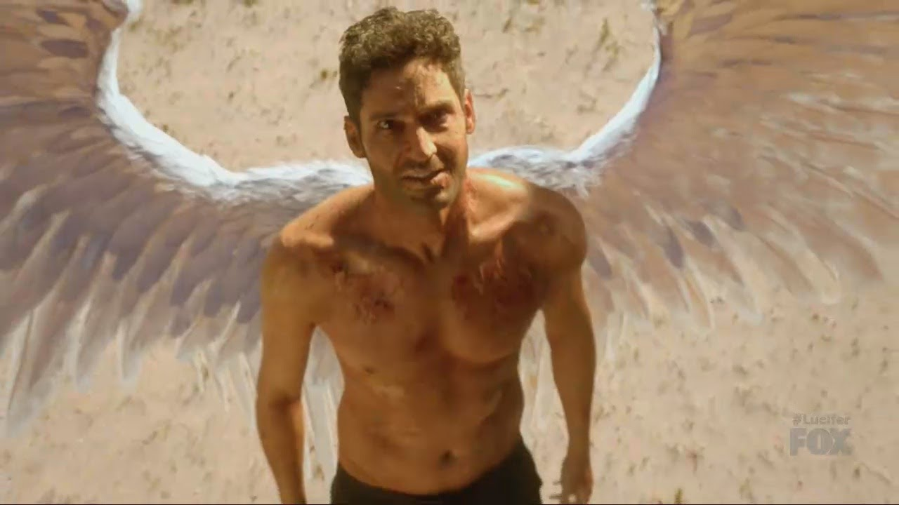 Image result for lucifer season 2 wings