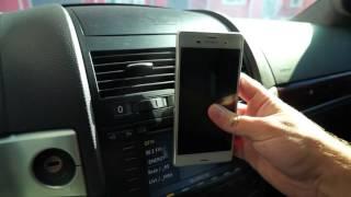 Китайский держатель телефона в авто - дёшего и сердито