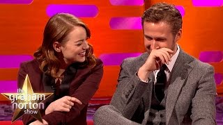 Emma Stone & Ryan Gosling Failed at Dirty Dancing - The Graham Norton Show streaming