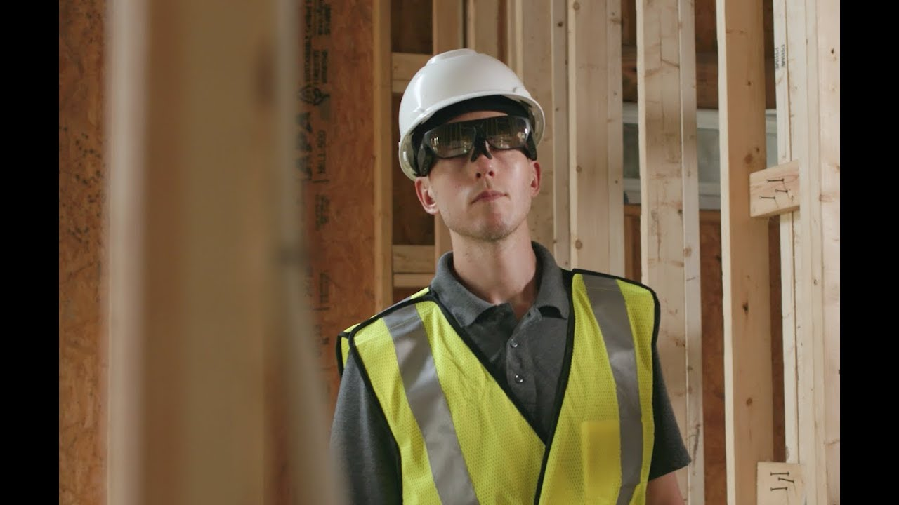 cb3cce604808 Augmented Reality Solutions for Construction Inspection - YouTube