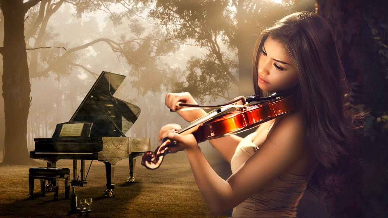 La Mejor Música De Piano Y Violin Inspiradora Relajante Y Romántica Youtube
