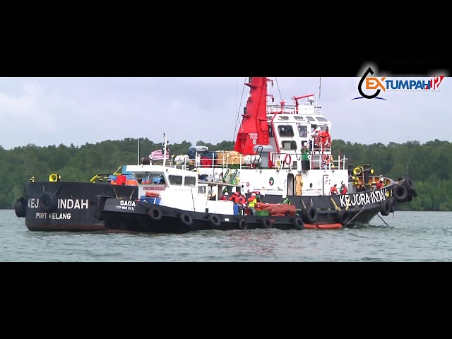 CORPORATE VIDEO : EX-TUMPAH DRILLS (SAFETY ROUTINE)