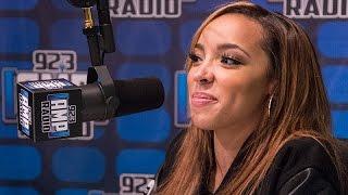 "Tinashe Talks ""Player"" featuring Chris Brown"
