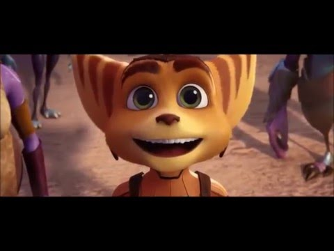 Ratchet and Clank Music Video: Live It Up