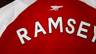 Elmontyouthsoccer.vip 17-18 Arsenal home jersey Unboxing Review