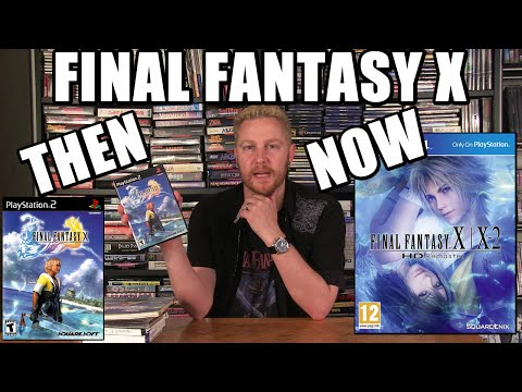FINAL FANTASY X THEN AND NOW - Happy Console Gamer