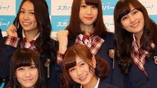 エンタメニュースを毎日掲載!「MAiDiGiTV」登録はこちら↓ http://www.youtube.com/maidigitv アイドルグループ「NMB48」のチームMのメンバーとお笑いコン...