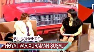 Parodiya Həyət var Xuraman Şuşalı - 8 Mırt (2009, Bir parça)